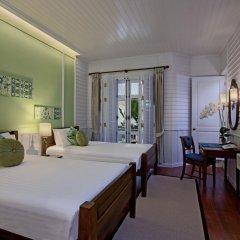 Отель Manathai Koh Samui 4* Номер Делюкс с различными типами кроватей фото 3