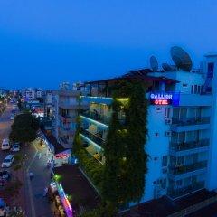 Gallion Hotel вид на фасад фото 4