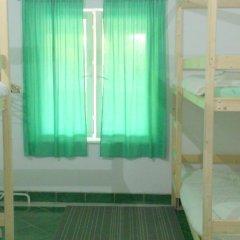 Хостел Wishka Стандартный номер с двуспальной кроватью (общая ванная комната) фото 4