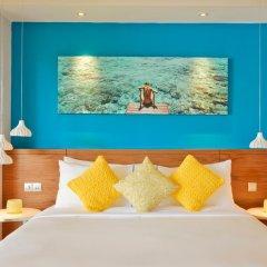 Отель Kandima Maldives 5* Вилла с различными типами кроватей фото 2