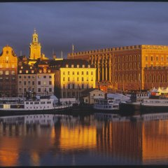 Collector's Victory Hotel Стокгольм приотельная территория