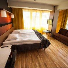 Отель Scandic Meilahti 3* Стандартный номер с различными типами кроватей фото 2