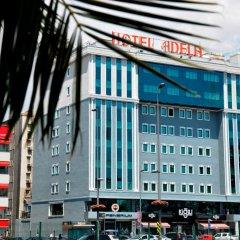Adela Турция, Стамбул - отзывы, цены и фото номеров - забронировать отель Adela онлайн парковка
