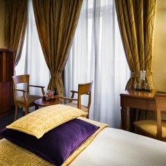 Hotel Dei Cavalieri 4* Номер Бизнес с двуспальной кроватью фото 13