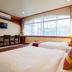 Отель ID Residences Phuket 4* Стандартный номер с двуспальной кроватью фото 15