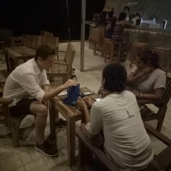 Blanco Hostel at Lanta Ланта питание фото 2