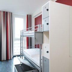 Отель ONE80° Hostels Berlin Стандартный номер с различными типами кроватей фото 2