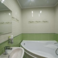 Гостиница Теремок Заволжский Апартаменты разные типы кроватей фото 22
