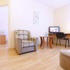 Hotel Avitar 3* Апартаменты с различными типами кроватей фото 17