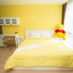 Отель Like Sukhumvit 16 4* Номер Делюкс фото 8