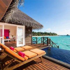 Отель Sun Aqua Vilu Reef 5* Вилла с различными типами кроватей фото 3