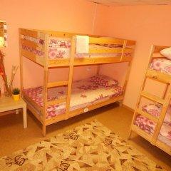 Хостел Панда Кровать в мужском общем номере с двухъярусными кроватями фото 3