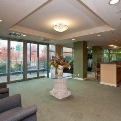 Отель Lord Stanley Suites On The Park Канада, Ванкувер - отзывы, цены и фото номеров - забронировать отель Lord Stanley Suites On The Park онлайн интерьер отеля
