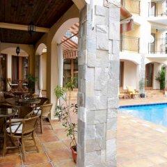 Отель Casa Del Mar Болгария, Солнечный берег - отзывы, цены и фото номеров - забронировать отель Casa Del Mar онлайн бассейн фото 2