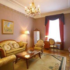 Гостиница Националь Москва 5* Президентский люкс двуспальная кровать фото 7
