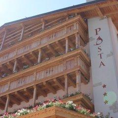 Hotel Posta Форни-ди-Сопра
