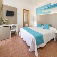Отель Hostal Adelino Улучшенный номер с различными типами кроватей фото 2