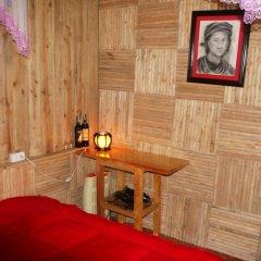 Отель Tavan Ecologic Homestay Бунгало с различными типами кроватей фото 2