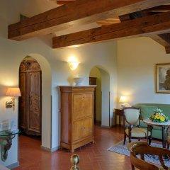 Отель Villa Olmi Firenze 4* Стандартный номер с различными типами кроватей фото 4