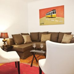 Отель Wonderful Lisboa Olarias Апартаменты с различными типами кроватей фото 5