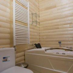 Отель Dersu Uzala Поляна ванная