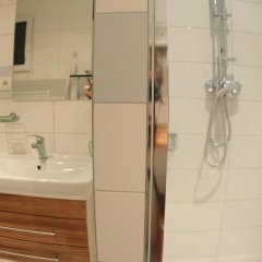 Отель Na Valech Чехия, Прага - отзывы, цены и фото номеров - забронировать отель Na Valech онлайн ванная фото 2