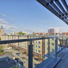 Апартаменты Dom & House - Apartments Waterlane Люкс с различными типами кроватей фото 8