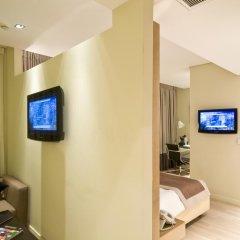 Отель B-aparthotel Grand Place 3* Представительский номер с различными типами кроватей фото 3