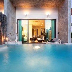 Отель The 8 Pool Villa 3* Вилла с различными типами кроватей фото 21