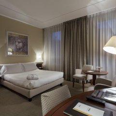 Отель UNAHOTELS Cusani Milano 4* Представительский номер с разными типами кроватей