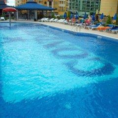 Отель Condor Болгария, Солнечный берег - отзывы, цены и фото номеров - забронировать отель Condor онлайн бассейн фото 3