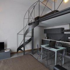 Отель BB Hotels Aparthotel Navigli 4* Студия с различными типами кроватей фото 13
