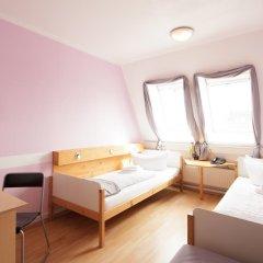 Hotel Pankow 3* Стандартный номер с двуспальной кроватью фото 4