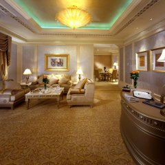 Emirates Palace Hotel 5* Люкс Khaleef deluxe