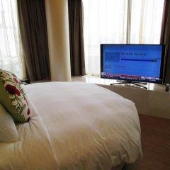 Отель Travelodge Harbourfront Singapore 4* Люкс с различными типами кроватей