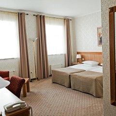 Отель Artis Centrum Hotels 4* Стандартный номер с различными типами кроватей фото 8