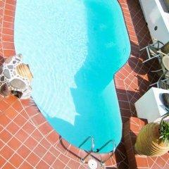Отель Sofia Hotel Santorini Греция, Остров Санторини - отзывы, цены и фото номеров - забронировать отель Sofia Hotel Santorini онлайн бассейн фото 3