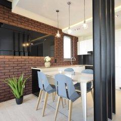 Апартаменты Dom & House - Apartments Waterlane Люкс с различными типами кроватей фото 14