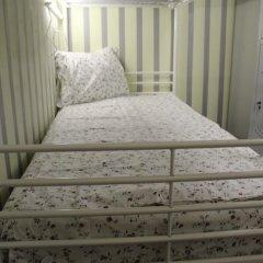 Хостел Ника-Сити Кровати в общем номере с двухъярусными кроватями фото 4