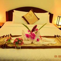 Отель Villa Chitchareune 3* Номер Делюкс с различными типами кроватей фото 7