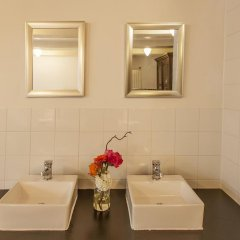 Апартаменты Old Masters Apartment ванная