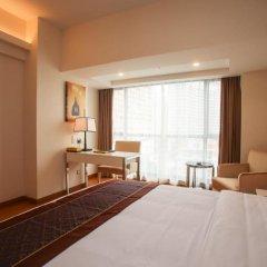 Отель Shi Ji Huan Dao 4* Стандартный номер фото 12