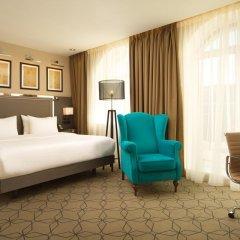Гостиница DoubleTree by Hilton Kazan City Center 4* Стандартный номер с двуспальной кроватью фото 4