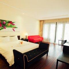 Отель Thanh Binh Riverside Hoi An 4* Номер Делюкс с различными типами кроватей фото 15