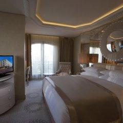 Отель Wyndham Grand Istanbul Kalamis Marina 5* Стандартный семейный номер с двуспальной кроватью