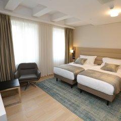 Отель Zepter 4* Стандартный номер с различными типами кроватей фото 6
