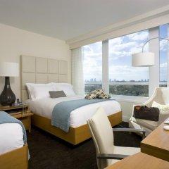 Отель Fontainebleau Miami Beach 4* Стандартный номер с различными типами кроватей фото 14