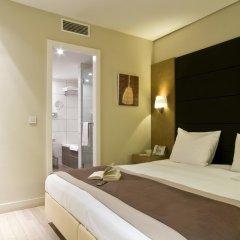 Отель B-aparthotel Grand Place 3* Представительский номер с различными типами кроватей фото 2