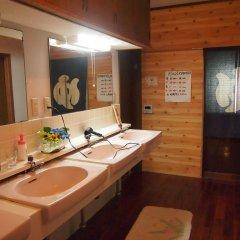 Отель Minshuku Maeakuso Япония, Якусима - отзывы, цены и фото номеров - забронировать отель Minshuku Maeakuso онлайн ванная