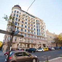Отель Kinodom na Deribasovskoy Одесса парковка